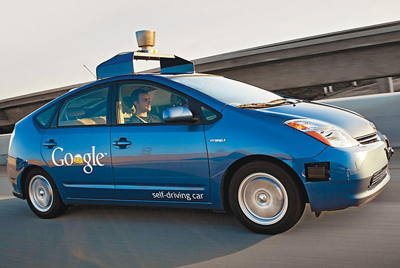 England Will Welcome Driverless Cars on Public Roads