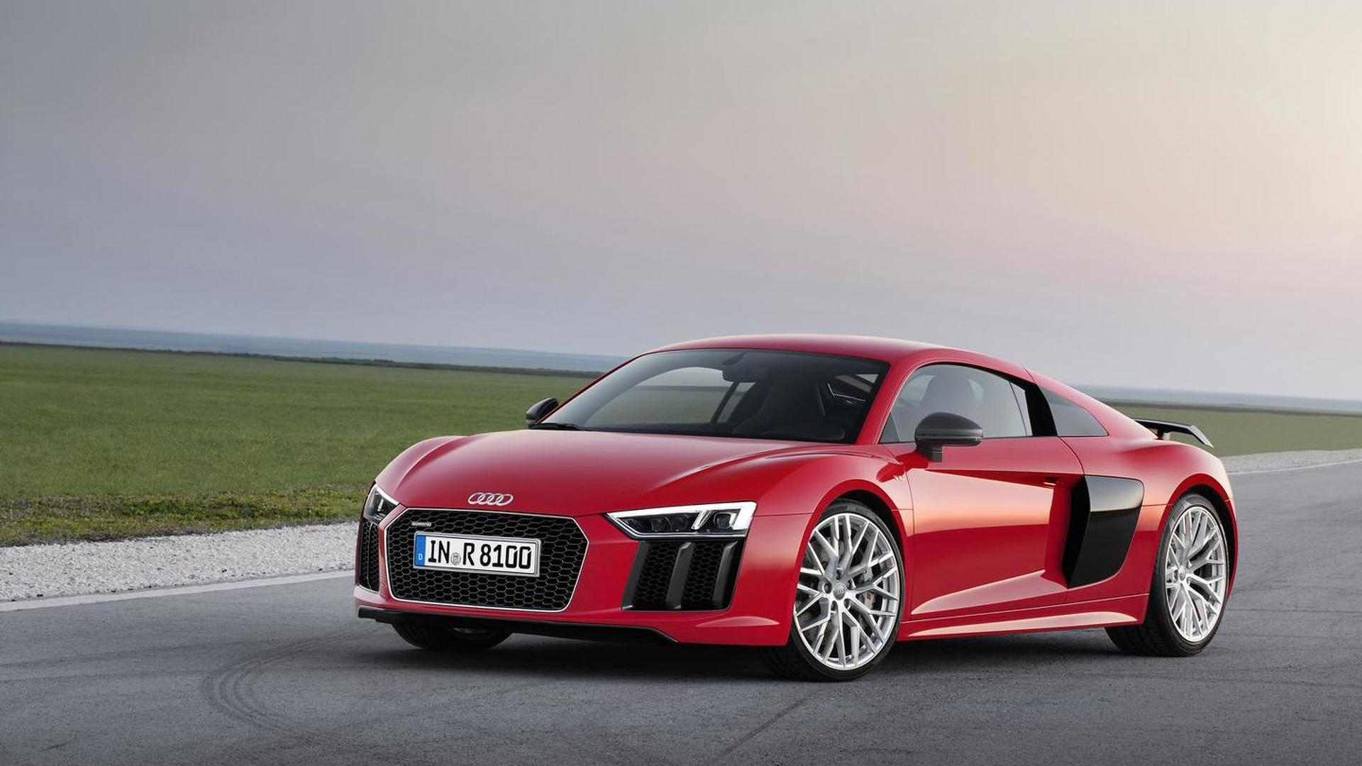 Lamborghini Huracan and Audi R8 could get 5-cylinder turbo engine