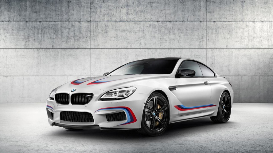 BMW M6 Coupe Competition Edition goes official with 305 km/h top speed