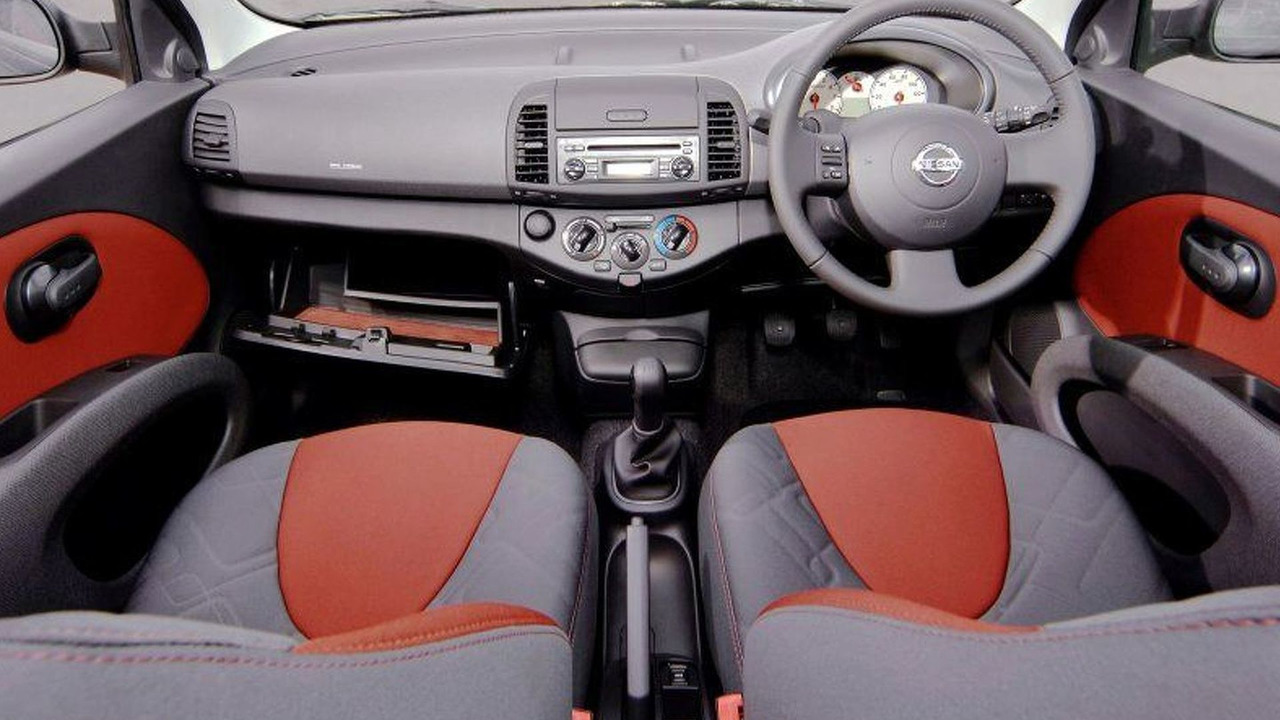 Nissan Micra Active (UK)