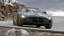 Mercedes-Benz SLS AMG Gullwing Videos Released