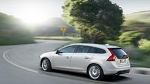New Volvo V60 sports wagon revealed