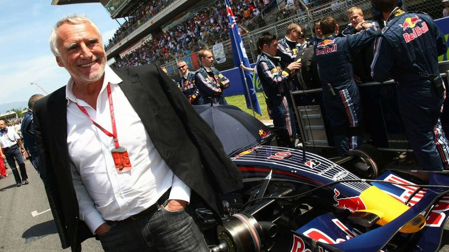 Mateschitz eyes title sponsor for Red Bull Racing