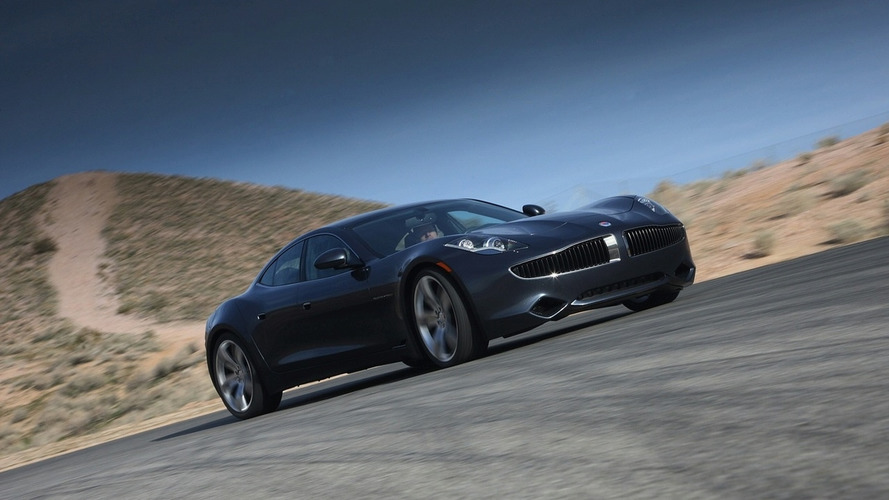 First Factory-Built Fisker Karma to debut in Paris