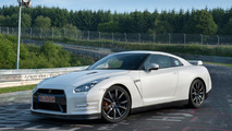 2012 Nissan GT-R facelift finally released