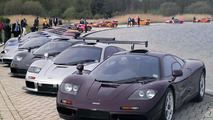 21 McLaren F1s worth $50M in one place