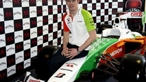 Di Resta to test again in Barcelona