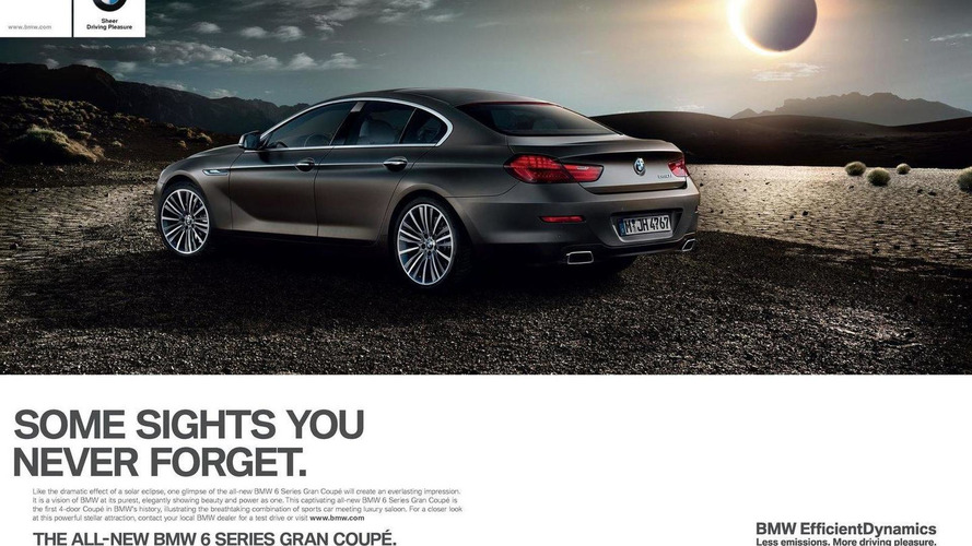 BMW 6 Series Gran Coupe priced 79,500 euros