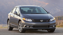 Honda Civic set for early facelift in 2012