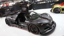 Gumpert Apollo Enraged live in Geneva 06.03.2012