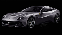 2013 Ferrari 620 GT official image leaked