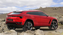 Lamborghini Urus to be assembled in Slovakia starting 2017 - report