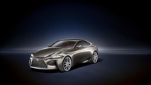 Lexus IS coupe coming in 2014 - report