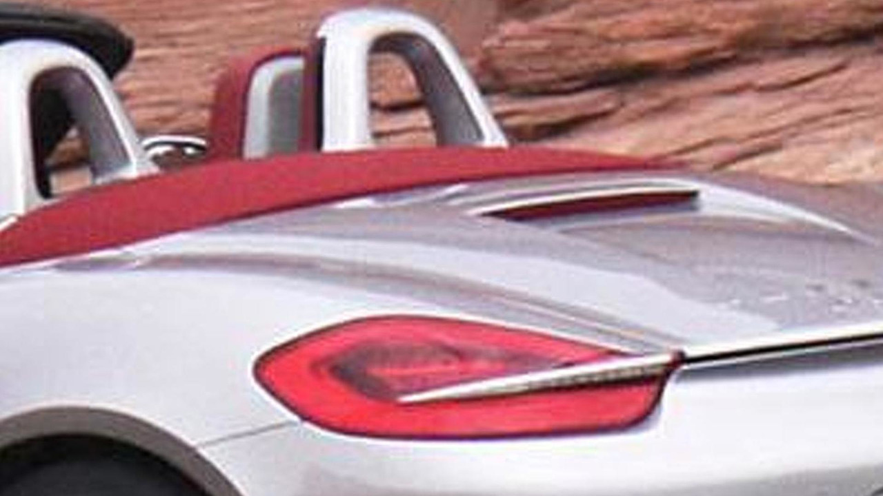 2012 Porsche Boxster spy photo 6.10.20111