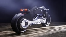 BMW Vision Next 100 motorcycle concept detailed in four videos