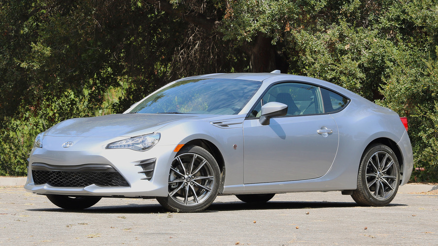 First Drive: 2017 Toyota 86