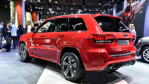 Jeep Grand Cherokee SRT Red Vapor special edition bows in France