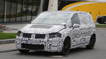Next-gen Volkswagen Touran spied in Germany