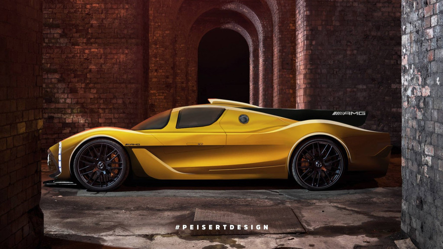 Mercedes-AMG Project One hypercar rendering has our mouths watering