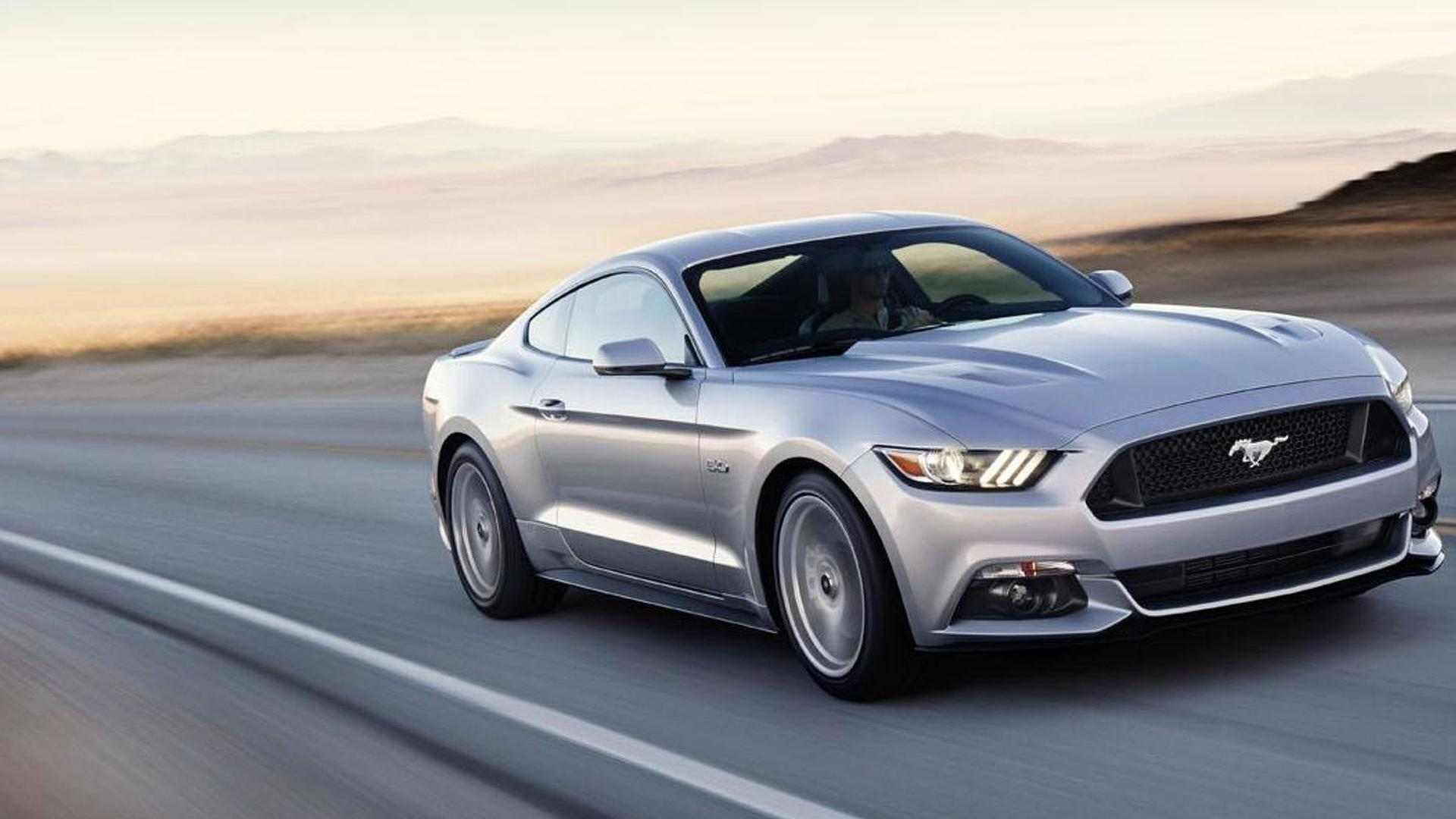 2015 Ford Mustang production starts on July 14