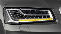 2014 Audi A8 to feature sequentially illuminated LED turn signals