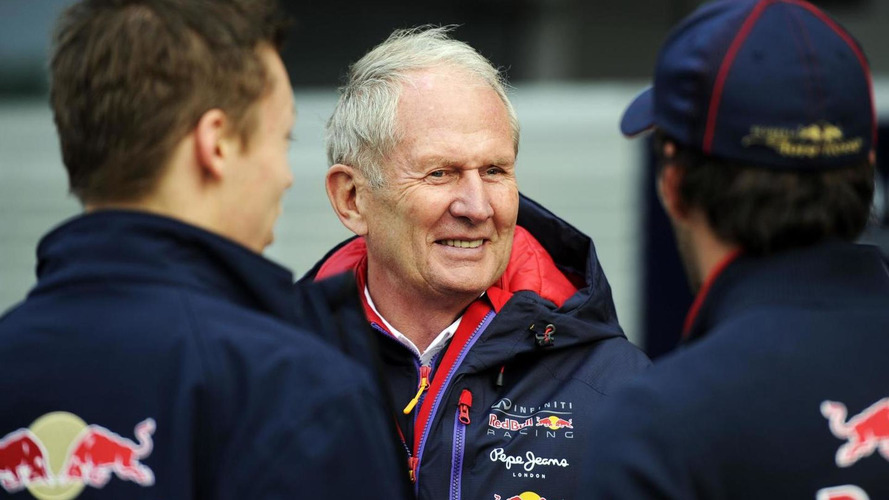 New fuel could bring three tenths - Marko