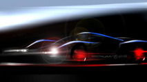 SCG 003 confirmed with twin-turbo V12 engine, race version getting twin-turbo V6