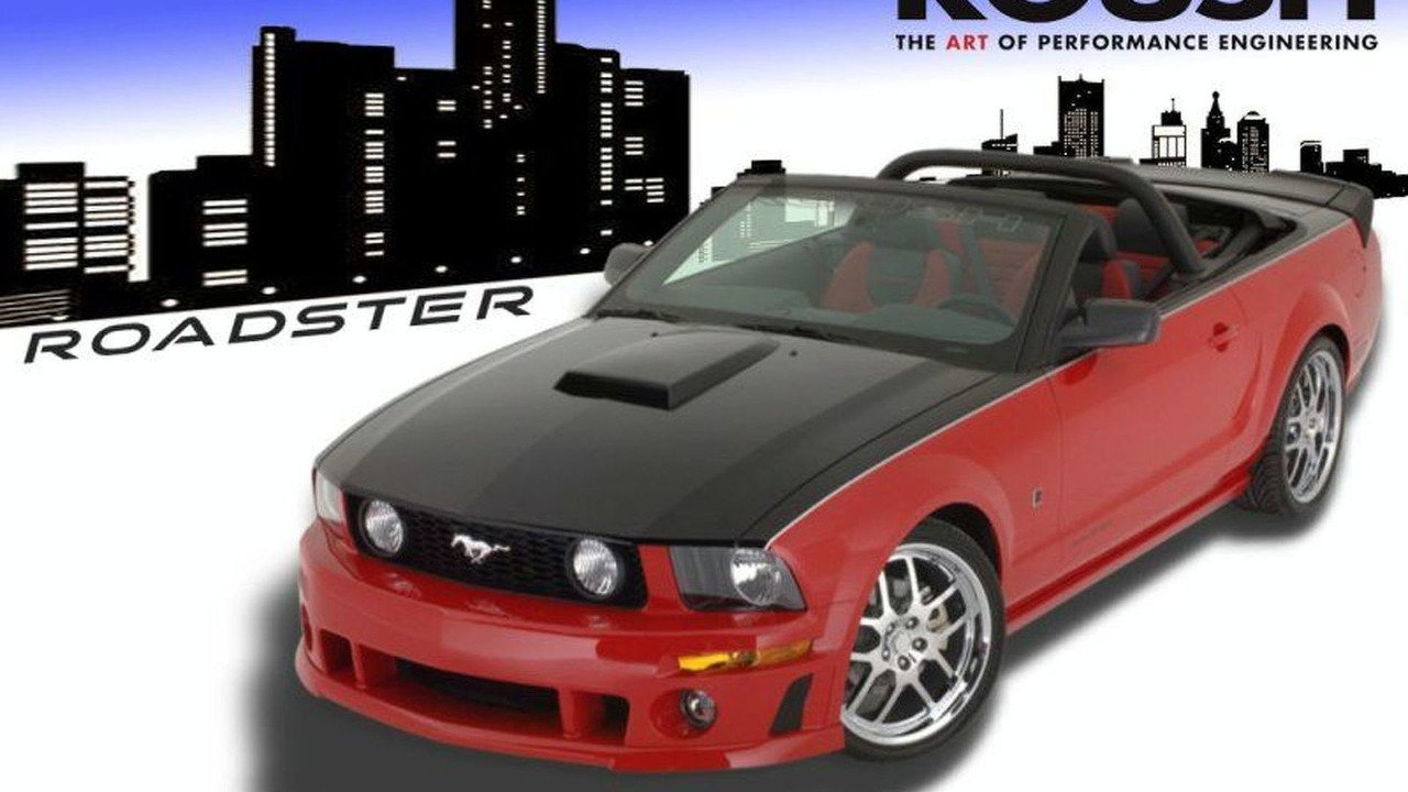 2007 Roush Roadster Limited Edition