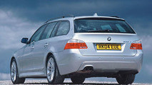 New BMW 5 Series Saloon and Touring Sport Models