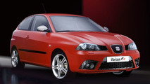 New SEAT Ibiza FR with Facelift