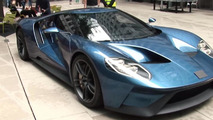 Less than 20 Ford GTs to be sold in the UK annually