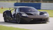 Ford GT racecar development detailed in new video including Sebring track test footage