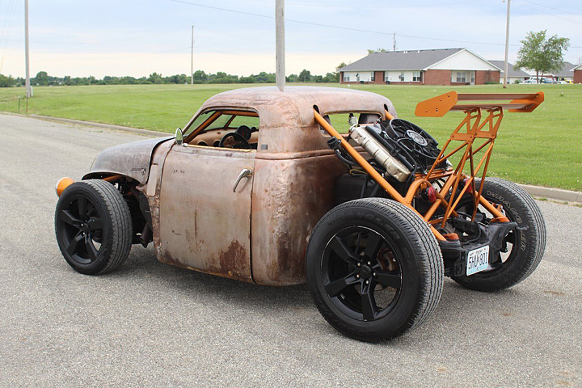 Is This 47 Chevrolet A Rat Rod Or A Sports Car