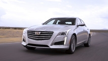2017 Cadillac CTS gets minor facelift, updated tech