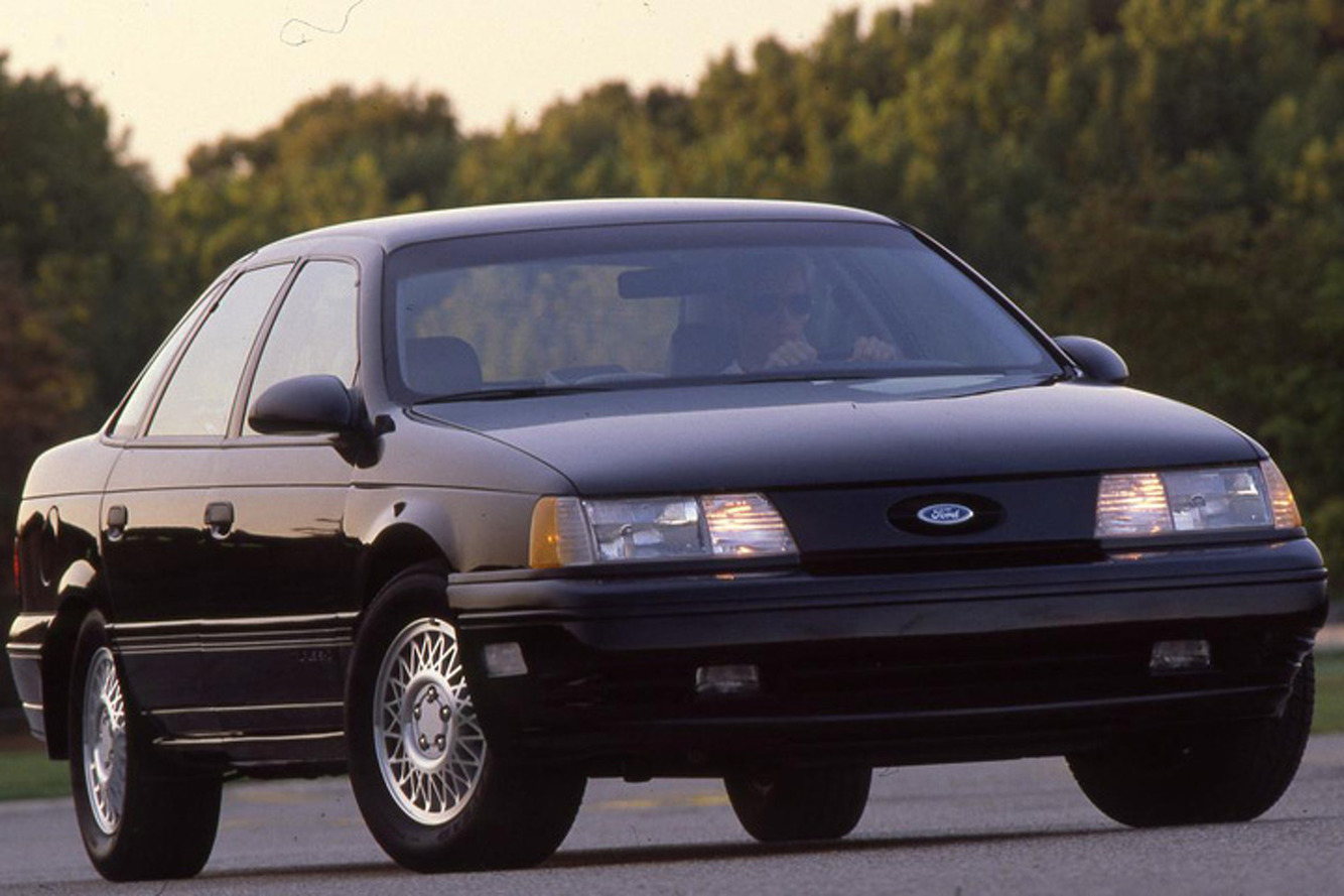 1990 Ford Taurus SHO Pushes All the Right Buttons: Throwback Thursday [w/Video]