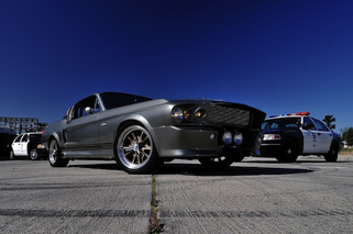 Eleanor Mustang From 'Gone in 60 Seconds' Headed to the Auction Block