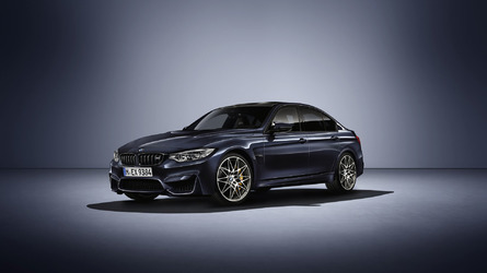 BMW M3 turns 30, introduces 30 Years M3 to celebrate