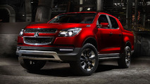 Holden Colorado concept - 1.7.2011