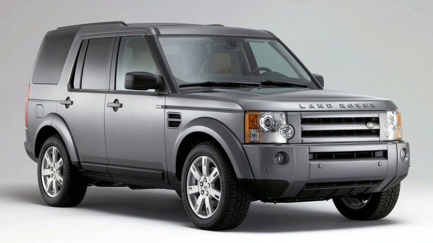 Land Rover Discovery 3 Gets Facelift (UK)
