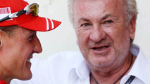 Manager denies split with Schumacher