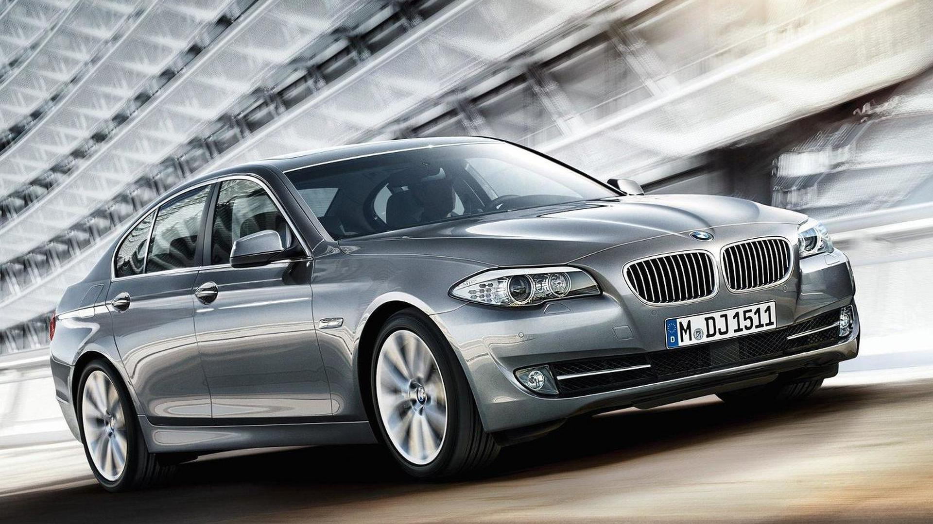 BMW to adopt new naming structure