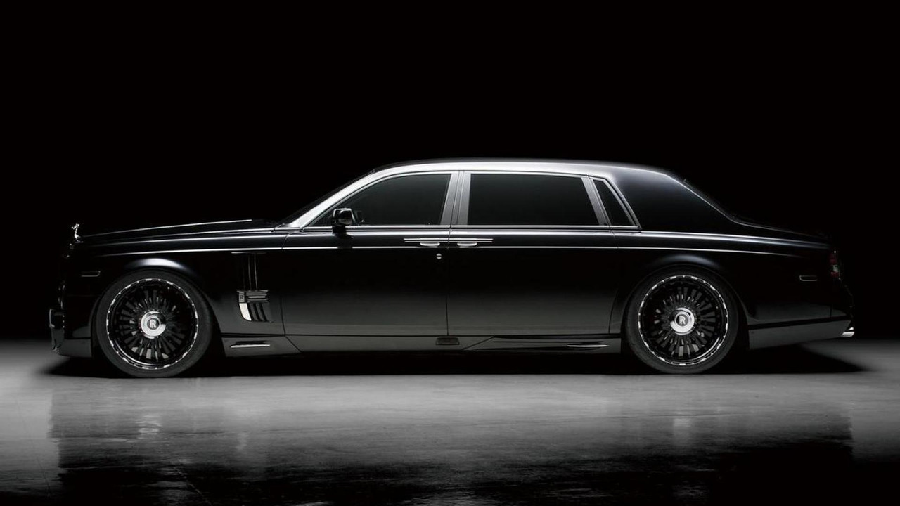 Wald International Rolls-Royce Phantom Extend Wheelbase, 1502, 1.27.2011