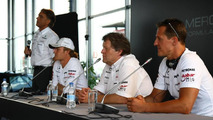 Schumacher still smiling amid comeback struggles