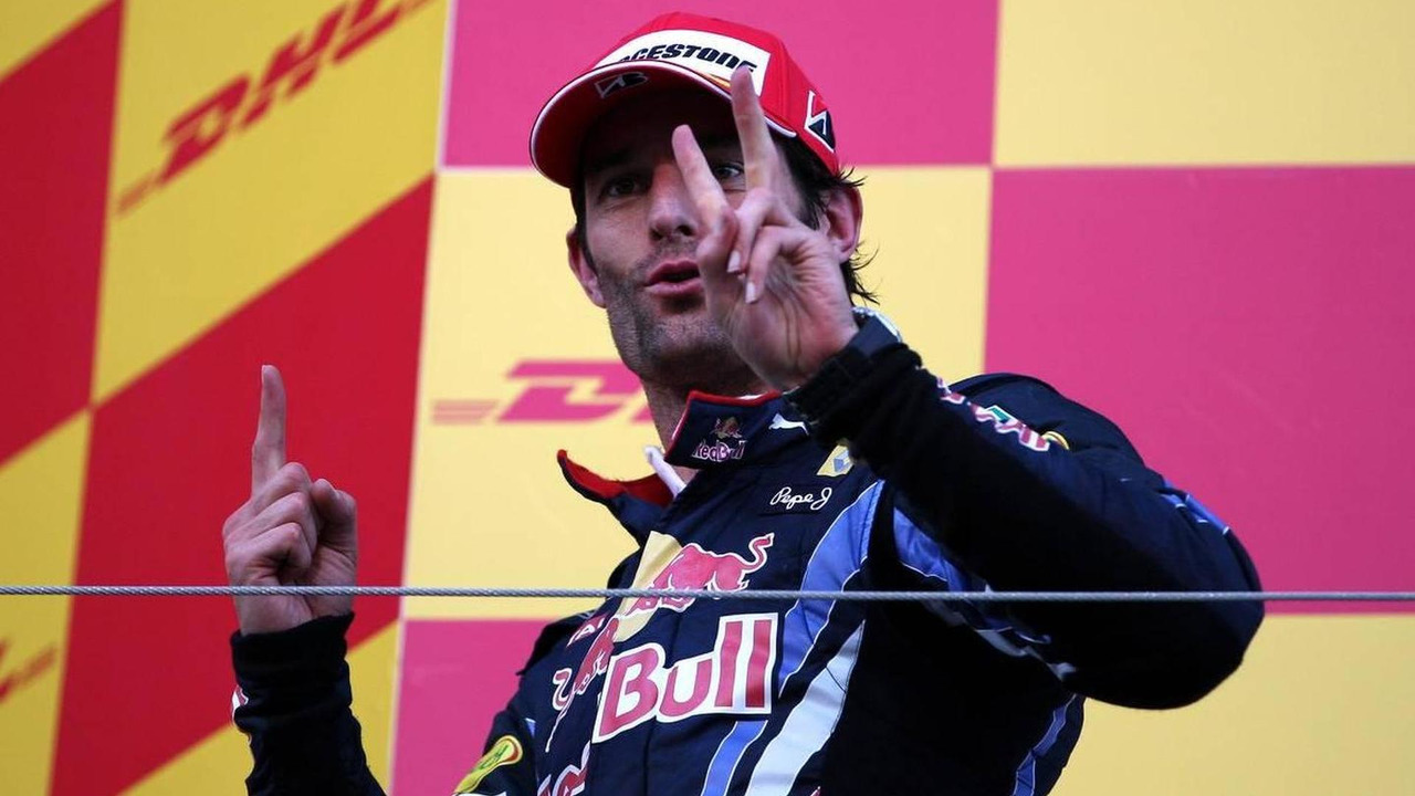 Mark Webber (AUS), Red Bull Racing - Formula 1 World Championship, Rd 16, Japanese Grand Prix, 10.10.2010 Suzuka, Japan