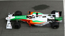 Force India's accounts uncertainty now over