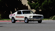 Auction-bound 1968 Ford Mustang Cobra Jet is one of just 50