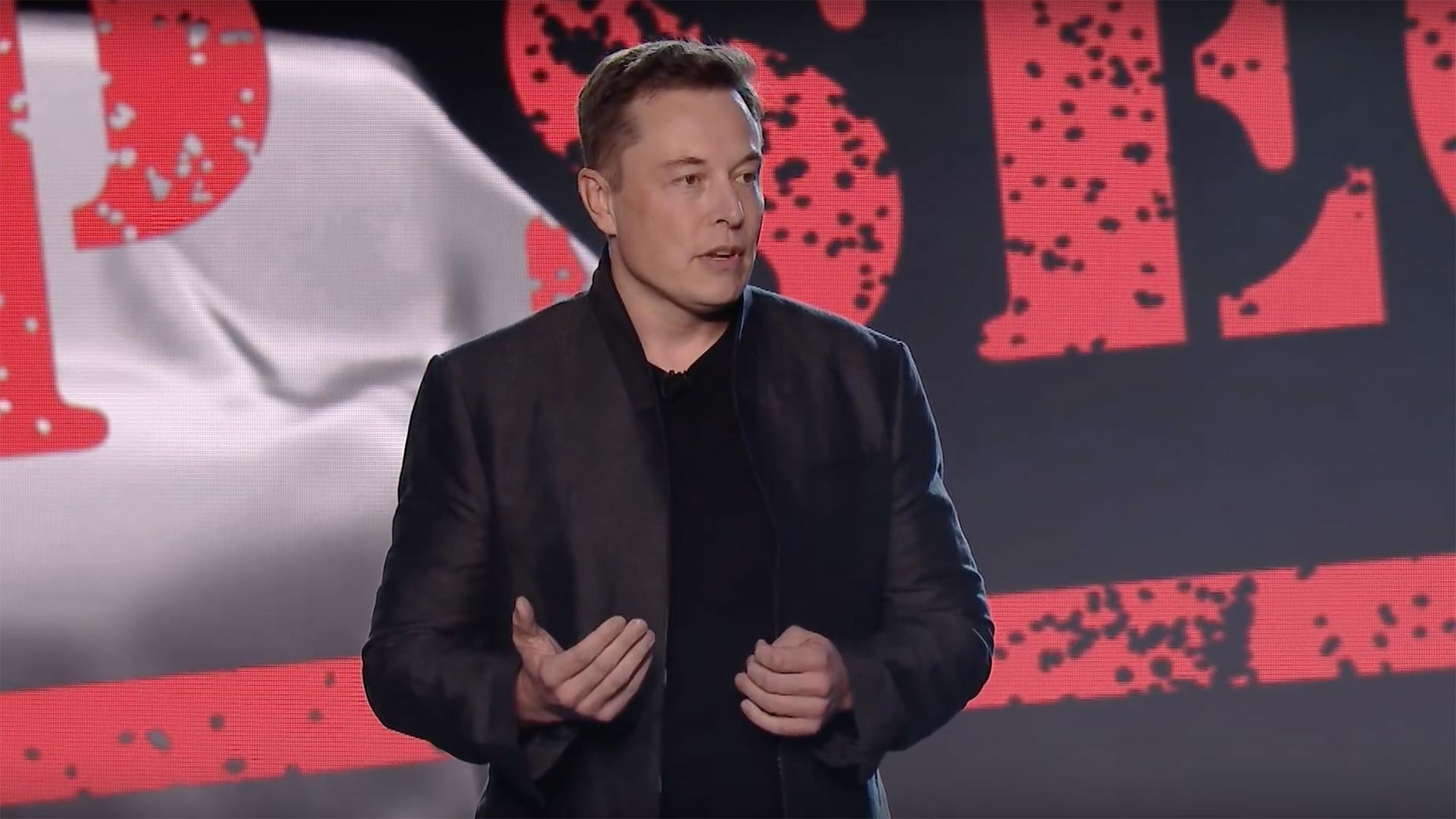 Elon Musk says human driving will eventually be banned