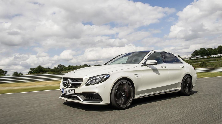 2015 Mercedes C63 AMG pricing announced (UK)