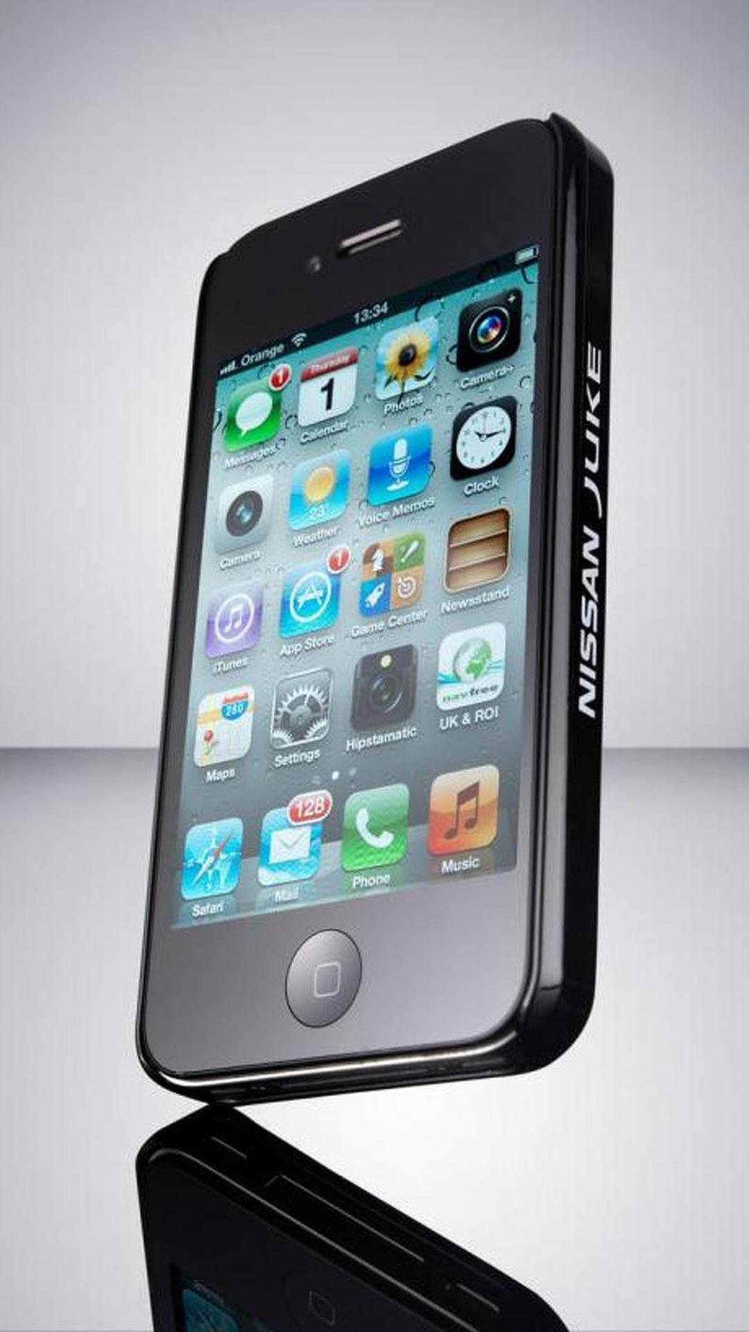 Nissan introduces the world's first self-healing iPhone case