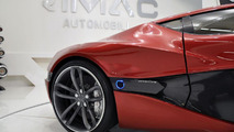 Rimac Concept_One debuts in Frankfurt [video]